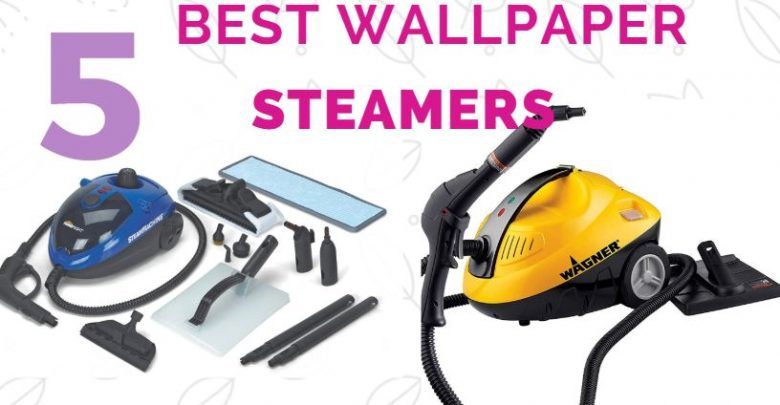 Best Wallpaper Steamers for Professional Removal | Steam Cleaner P