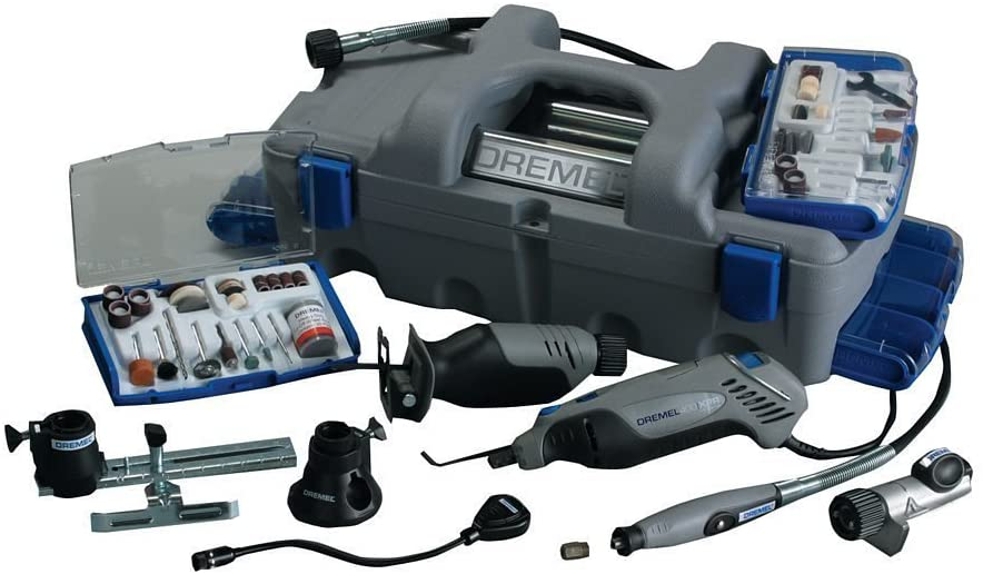 Dremel 400-6/90 400 Series XPR Variable Speed Rotary Tool Kit With .