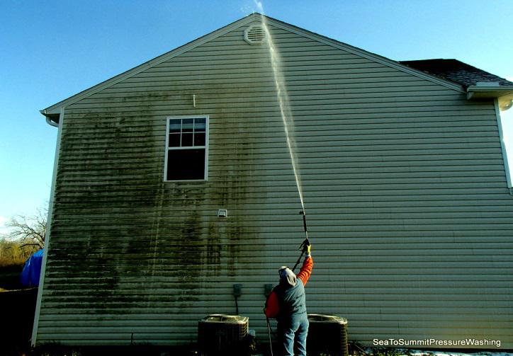 The Importance of Power Washing the Exterior of Your House .