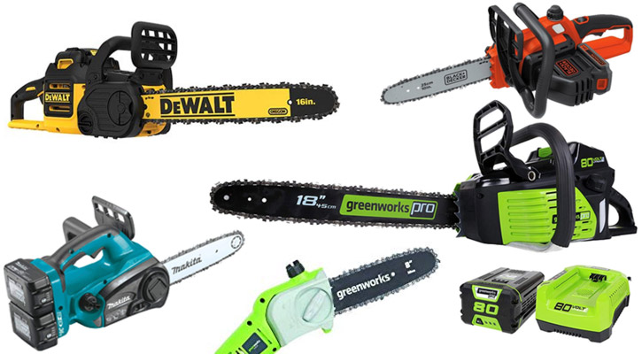 2020 Best Battery Powered Chainsaws (Top Cordless Battery Chainsaw .