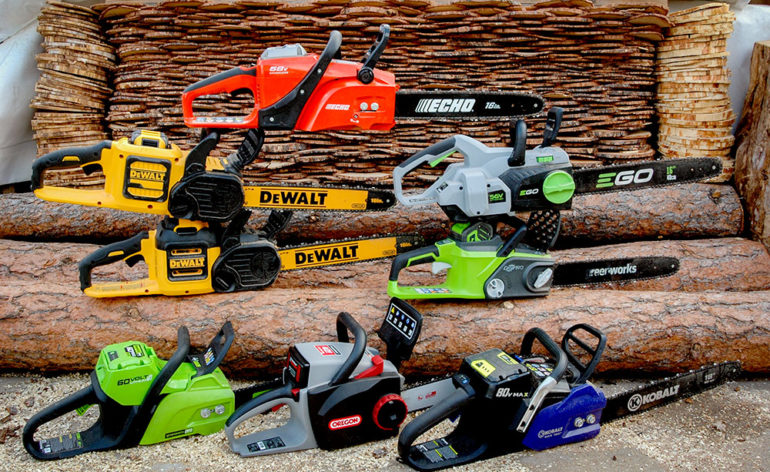 The importance of product reviews when   choosing the best cordless chainsaw