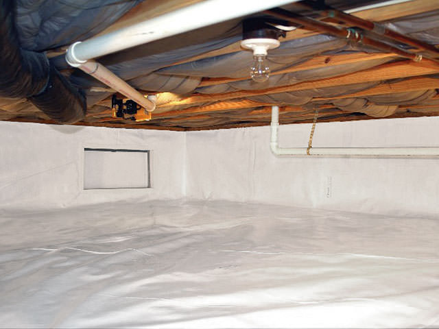 Crawl Space Repair & Encapsulation Contractor Near North Little .