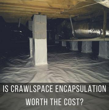 Is Crawlspace Encapsulation Worth It? | Affordable Foundation .