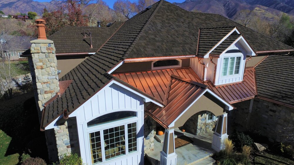 The new top trends in the apartment roof