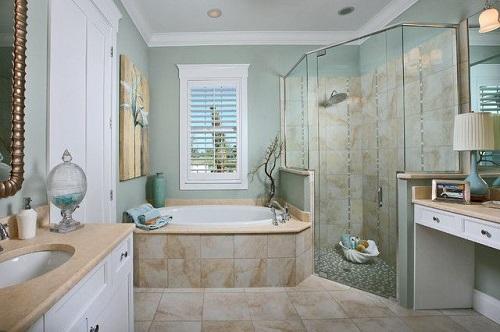 15+ Most Creative DIY Beach Themed Bathroom Mirrors That'll Stun Y