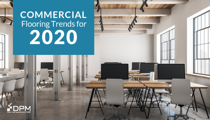 4 Commercial Flooring Trends to Watch in 2020 - DPM Care DPM Ca