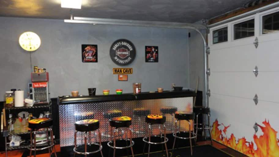 6 Essential Elements to Include in Your Man Cave   Angie's Li