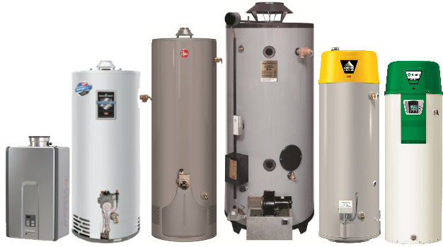 Water Heater Products | Water Heaters Only, Inc Oakla
