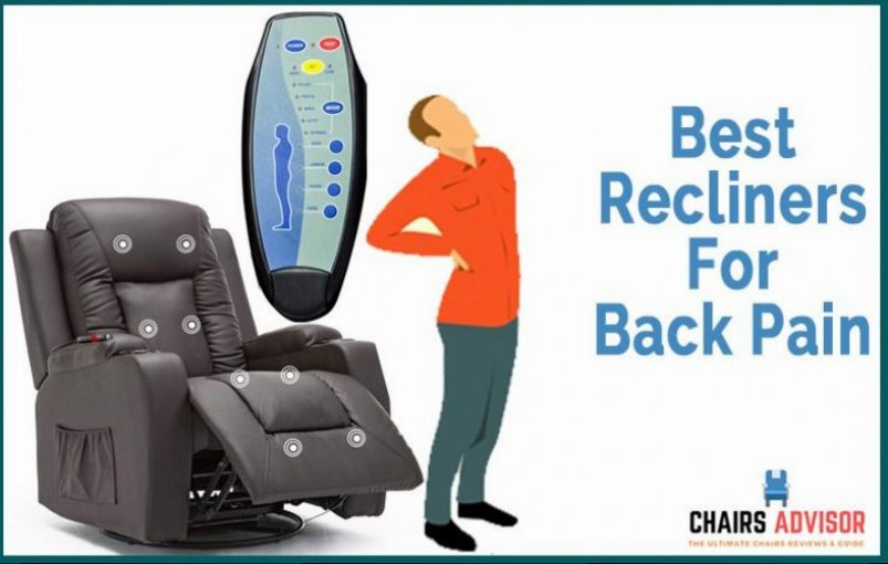 10 Best Recliners For Back Pain 2020 Reviews & Buying Gui