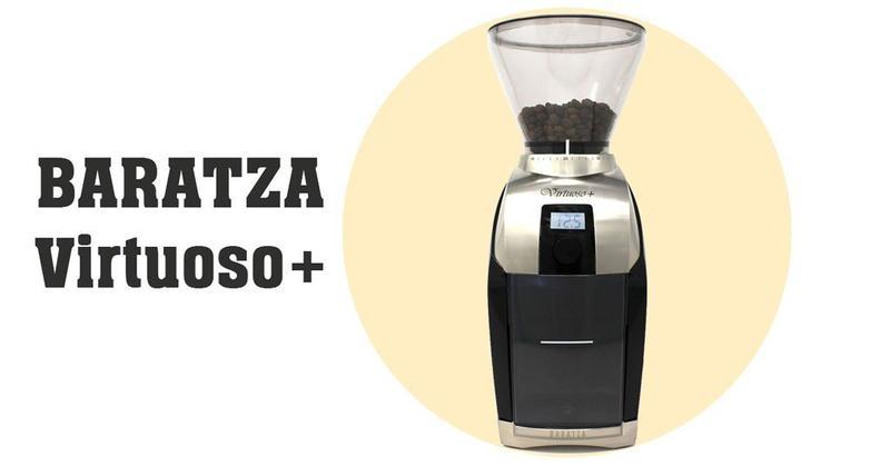 Baratza Virtuoso + (Plus) - Conical Burr Coffee Grind