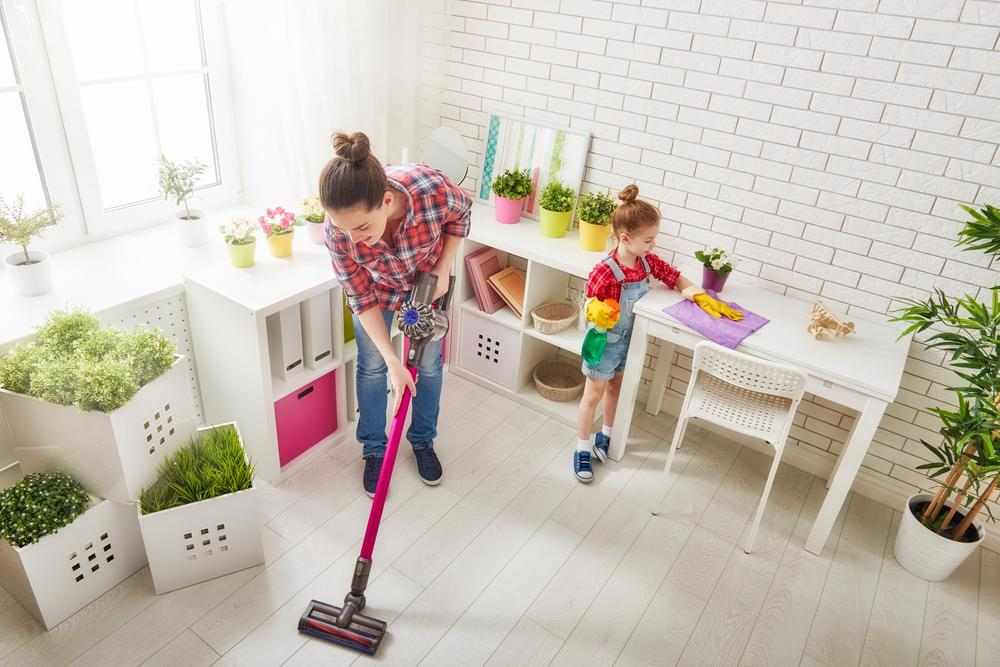 The vacuum virtuoso – how to maintain a   dust-free home