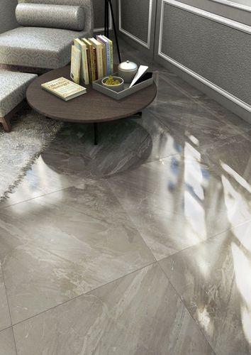 Ceramic floor tile: marble look - TITAN 60x60 - ArchiExpo .