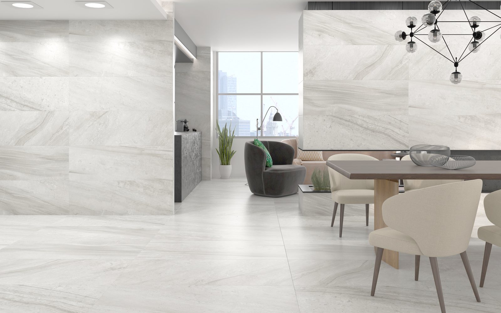 Tiles that look like wood and marble   Porcelain tiles