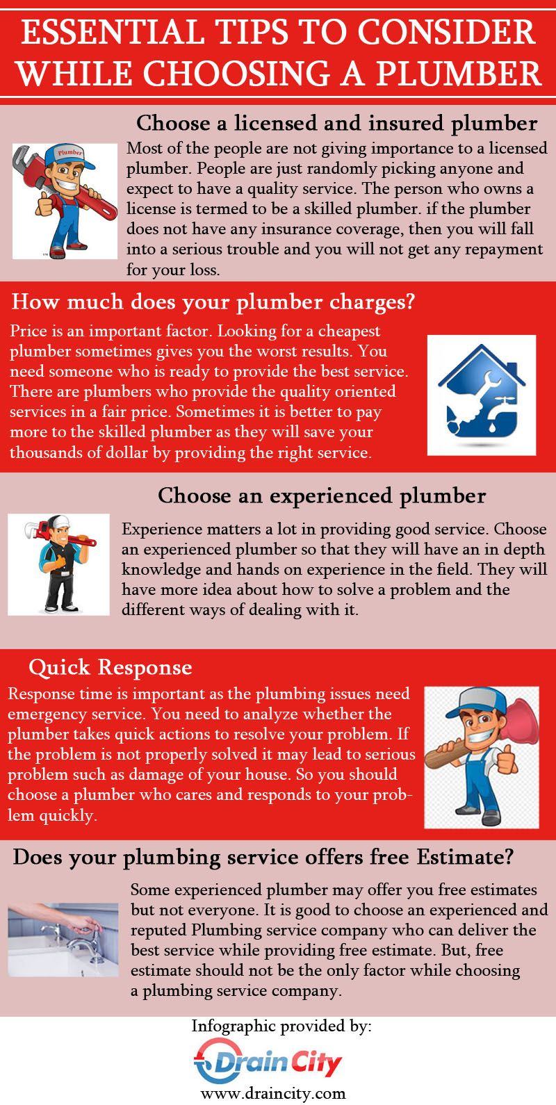 Tips for 24-hour plumbing emergencies   from licensed plumbers