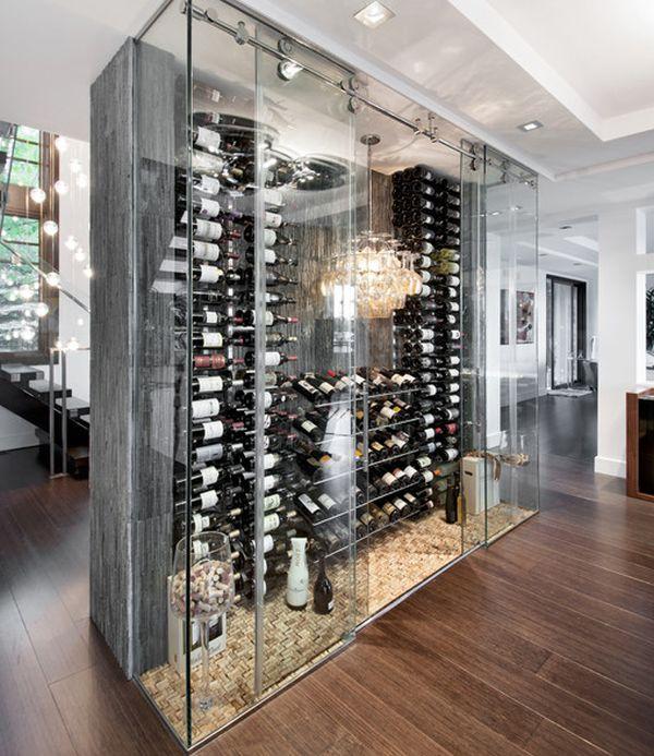 Stylish and Organized Wine Cellar Ideas [PHOTOS] - Decor Repo