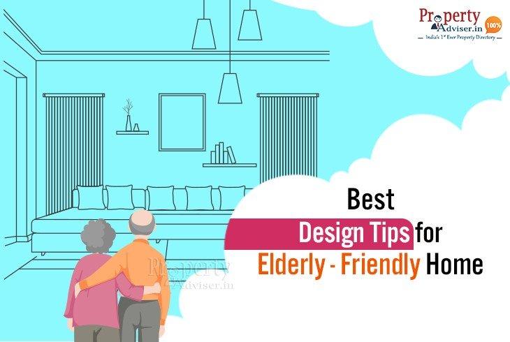 Best Design Tips for Elderly - Friendly Ho