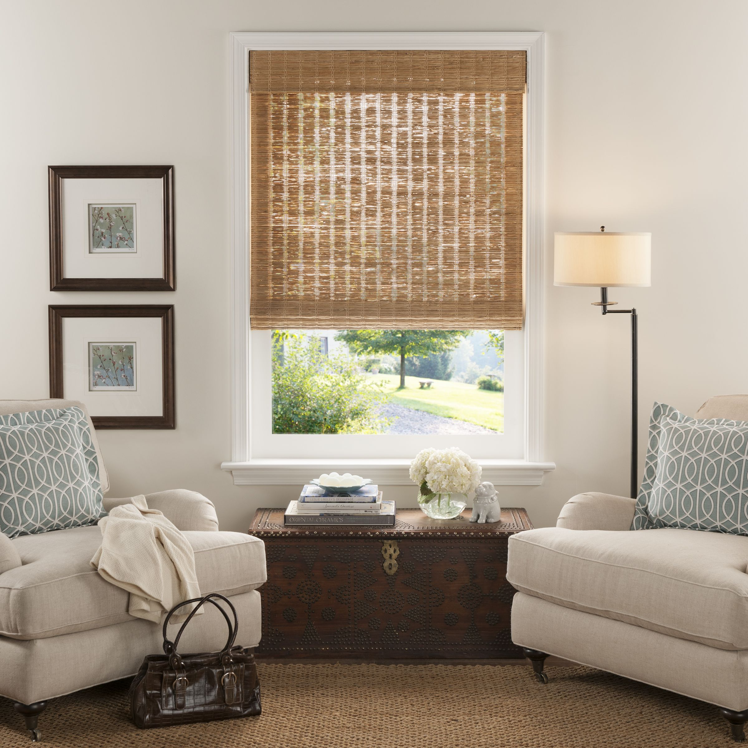 Tips for small rooms: Choosing the right   blinds to make every room bigger