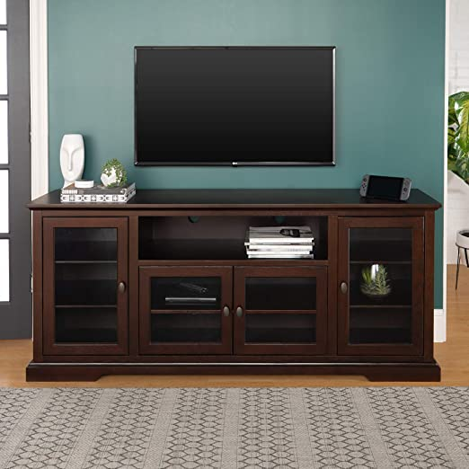 Amazon.com: Walker Edison Furniture Company Traditional Wood and .