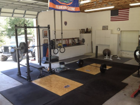 How To Build a Home Gym On a Budg