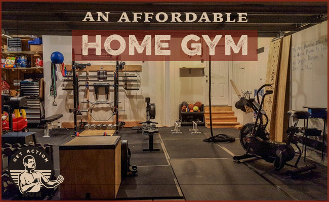 Tips for building a home gym