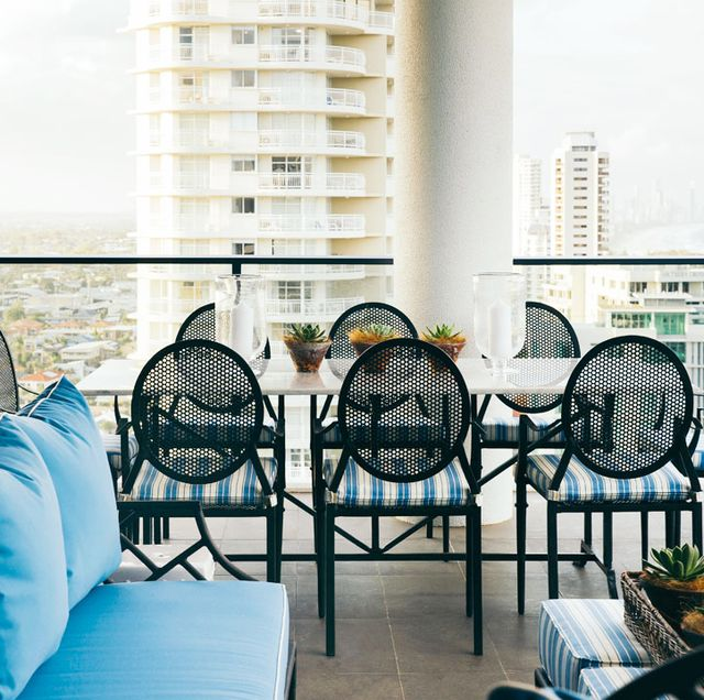 25 Brilliant Balcony Decorating Ideas - Balcony Design Ti