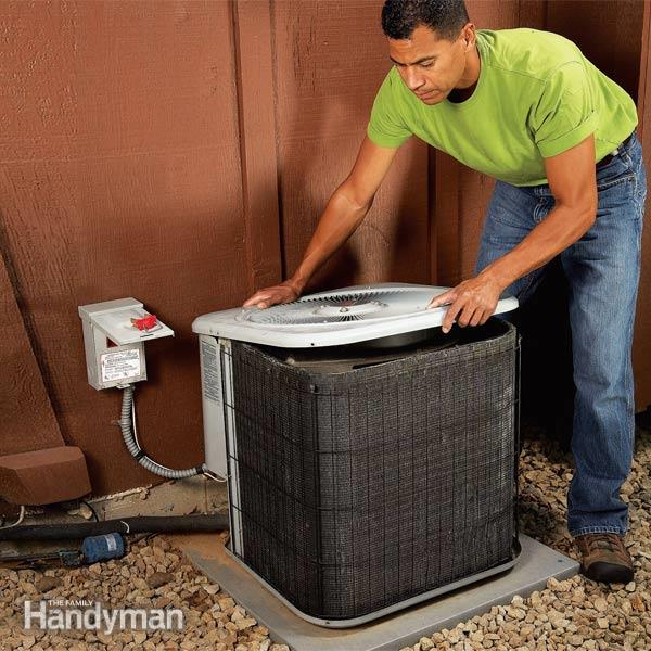 Tips for Fixing Noisy Air Conditioners | Family Handym