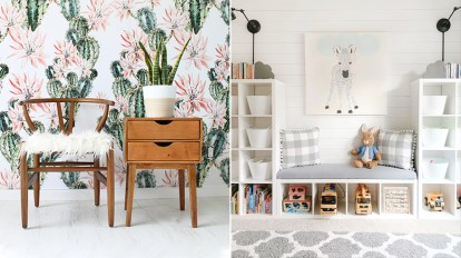 Toddler Room Ideas — Converting Nursery to Toddler Ro