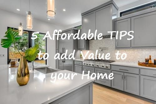 5 Affordable TIPS to add Value - update Kitchen in 2020 | Updated .