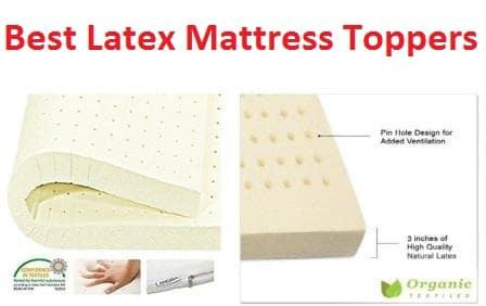 Top 3 advantages of latex mattresses