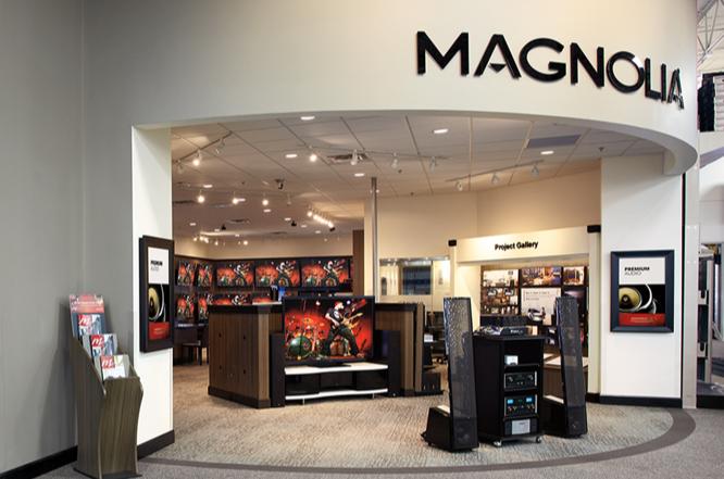 Magnolia Design Center in 4970 W Highway 290 Austin, Texas .