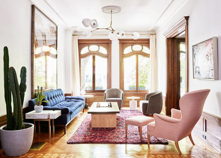 7 Foolproof Tips for Mixing Furniture Styl