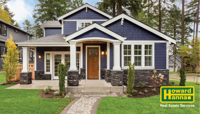 How Do I Improve My Home's Curb Appeal? | Howard Hanna Bl