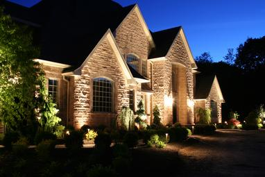 Outdoor Lighting Houston - Lighting Design for Backyard Spac