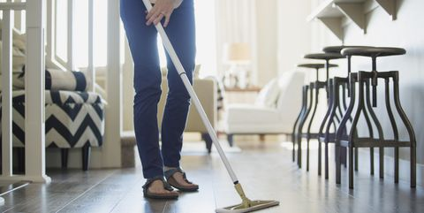 Cleaning tips for floors - keep your floors sparkling cle