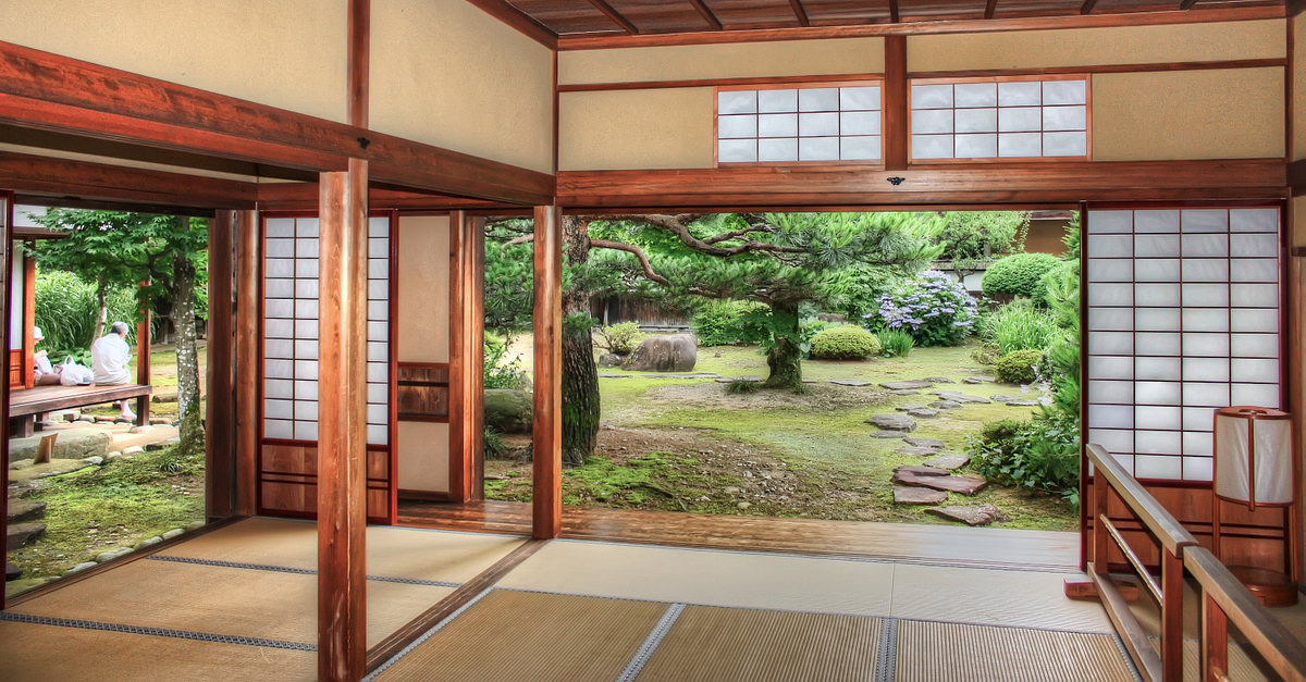 What a traditional Japanese living   environment looks like