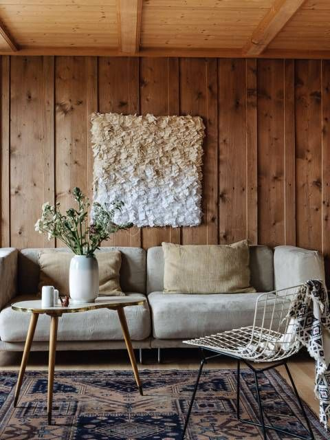 Cool Ways To Update Interior Wall Paneling Wood | Wood walls .