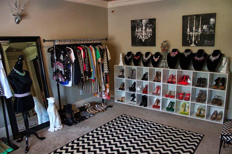 How To Transform A Spare Bedroom Into A Closet | Spare bedroom .