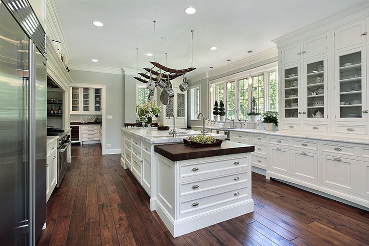 2020 Kitchen Flooring Trends: 20+ Kitchen Flooring Ideas to Update .