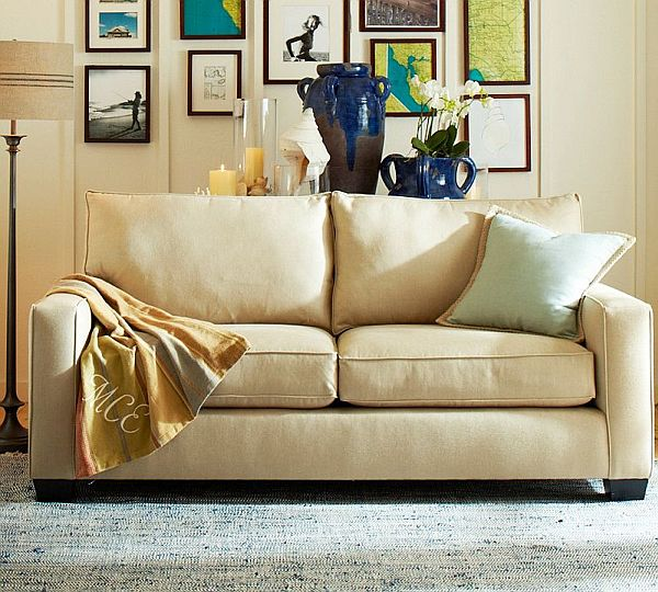 What is upholstered furniture and why   does it look good?