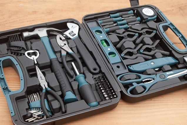The Best Basic Home Toolkit | Reviews by Wirecutt