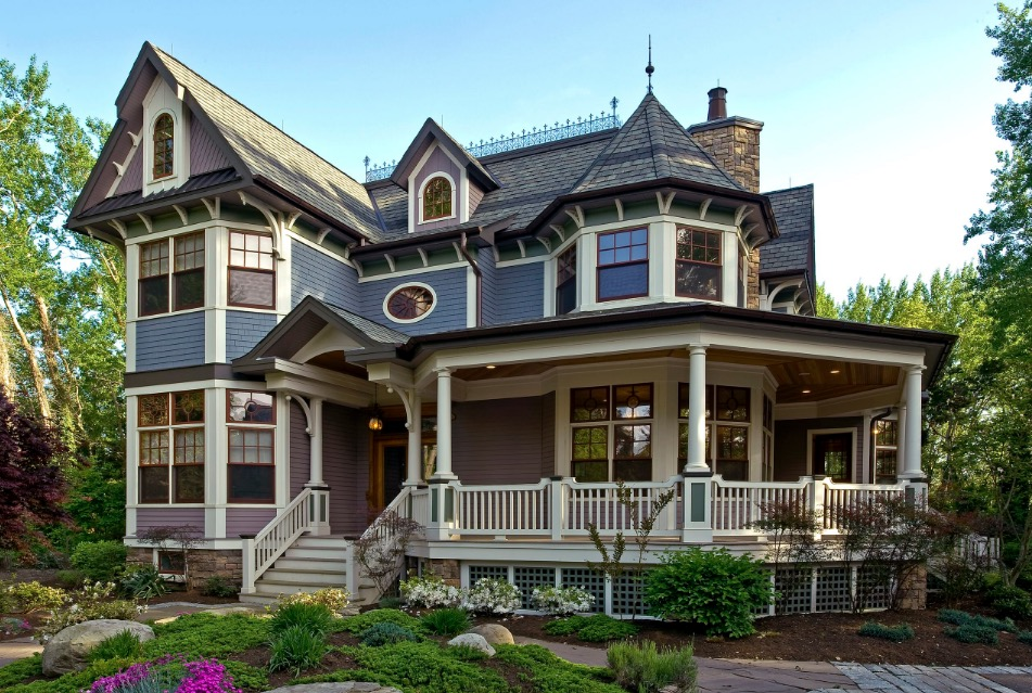 What are Victorian houses and what   defines their architecture?