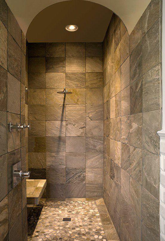 Pin by Julie Flory on Bathrooms | Bathroom shower design, Shower .