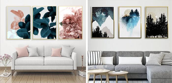 Wall Art Ideas – Decor Your Home Like Heaven - BestIdeasHome .