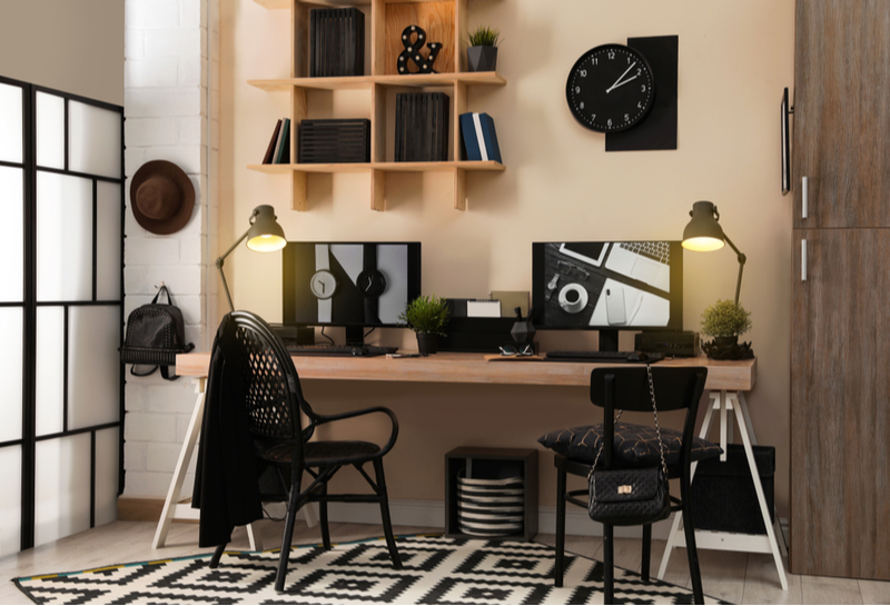 21 Themed Home Office Ideas To Craft Your Ideal Workspa