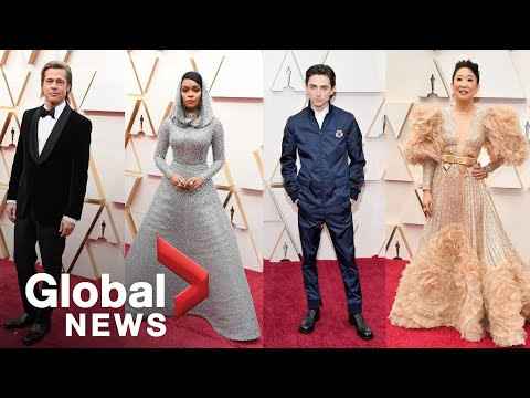 Oscars 2020: Best and worst dressed celebrities on the red carpet .