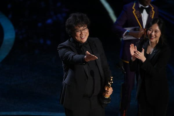 The Best and Worst Moments of the 2020 Oscars - The New York Tim