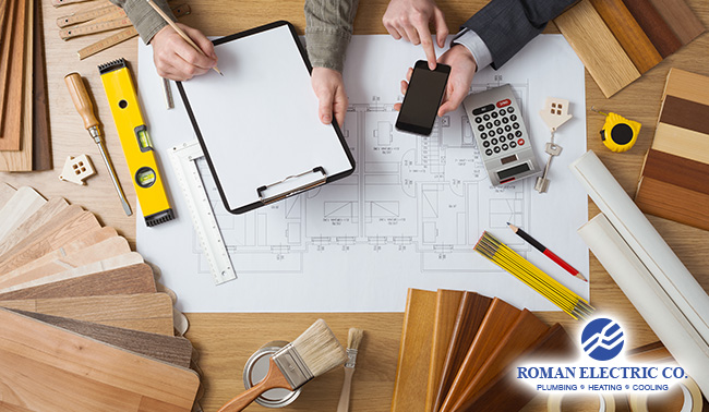 4 Tips for Remodeling Your Home - Roman Electr