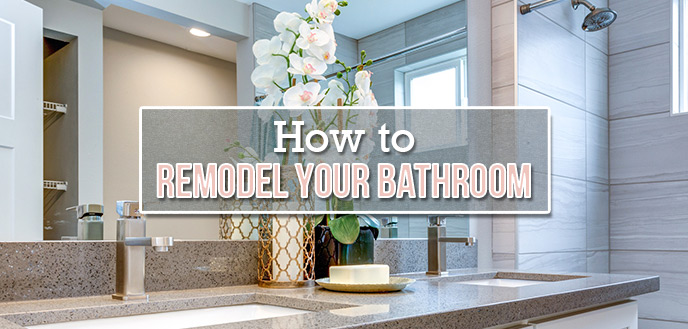 DIY Bathroom Remodel: A Step-By-Step Guide   Budget Dumpst
