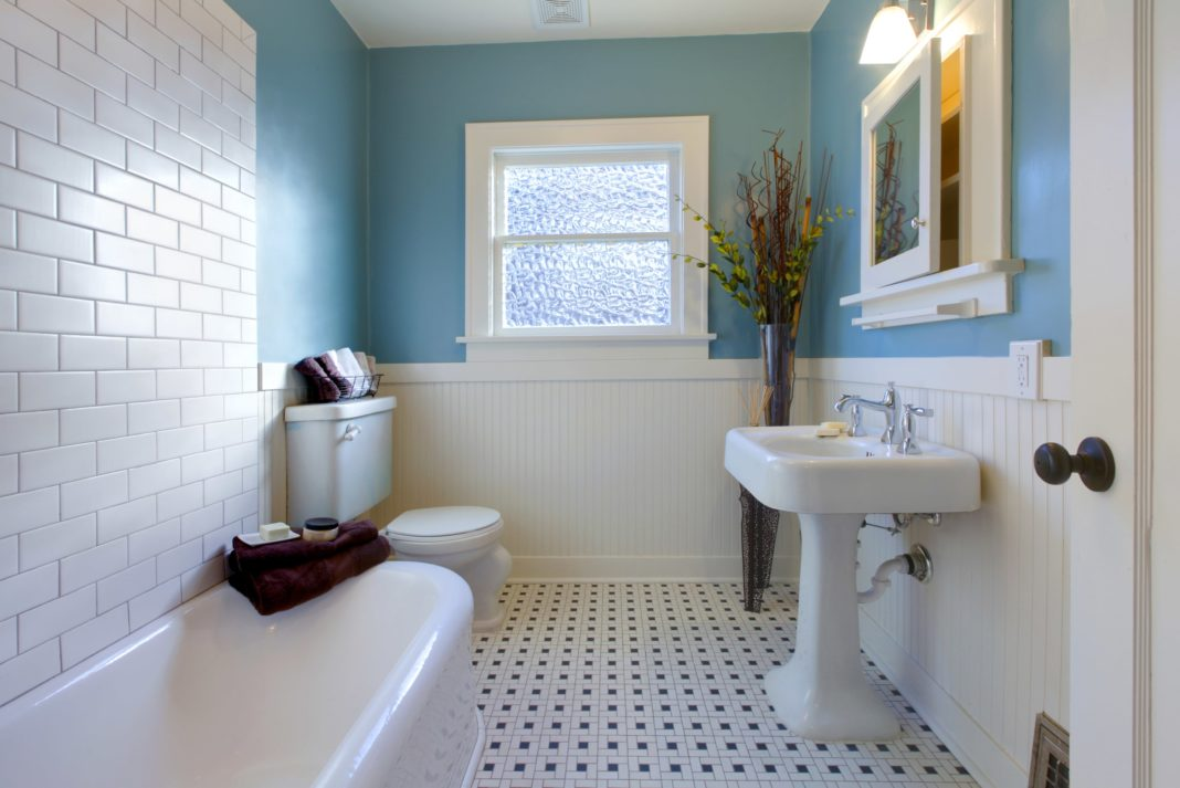 What you can do to redesign your bathroom