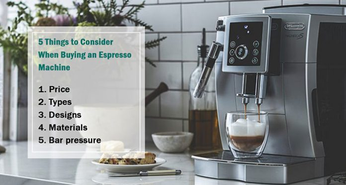 Best Coffee Maker: 5 Things to Consider | Get a Coffee Mak